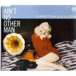 Christina Aguilera ‎– Ain't No Other Man -CD Maxi Single