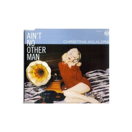 Christina Aguilera – Ain't No Other Man -CD Maxi Single