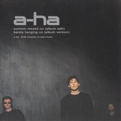 A-ha - Summer Moved On - CD Single