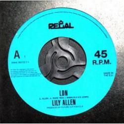 Lily Allen - LDN - CD Single Promo