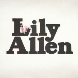 Lily Allen ‎– The Fear -  CD Single Promo