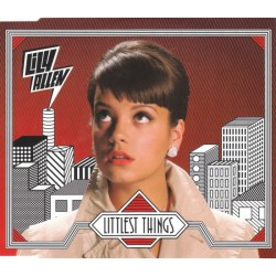 Lily Allen - Littlest Things - CD Single Promo