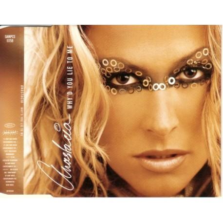 Anastacia – Why'd You Lie To Me - CD Maxi Single