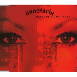 Anastacia ‎– Welcome To My Truth - CD Maxi Single