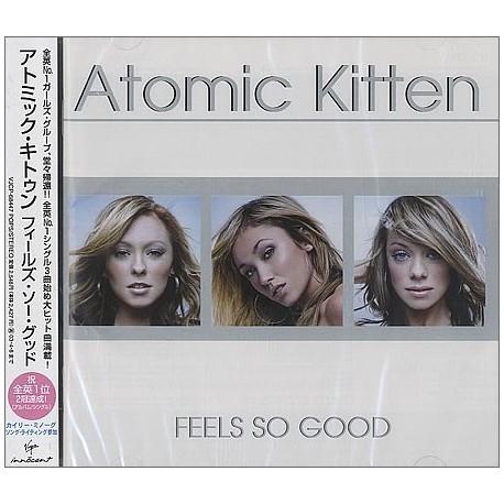 Atomic Kitten – Feels So Good - CD Album
