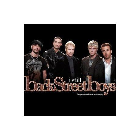 Backstreet Boys – I Still... - CD Maxi Single