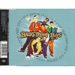 Backstreet Boys ‎– Get Down (You're The One For Me) - CD Maxi Single