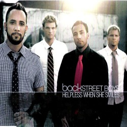 Backstreet Boys ‎– Helpless When She Smiles - CD Maxi Single