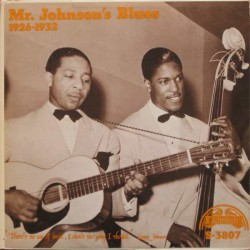 Lonnie Johnson - Mr. Johnson's Blues 1926-1932 - LP Vinyl
