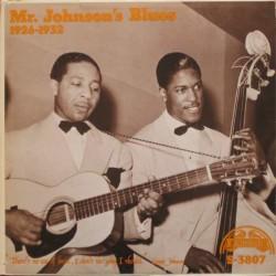 Lonnie Johnson - Mr. Johnson's Blues 1926-1932 - LP Vinyl