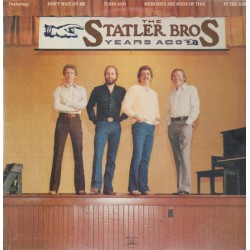 Statler Brothers - Years Ago - LP Vinyl