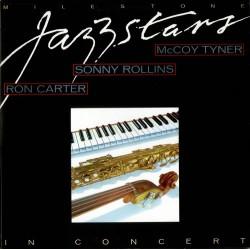 Ron Carter, Sonny Rollins & McCoy Tyner - Milestone Jazzstars In Concert - Double LP Vinyl