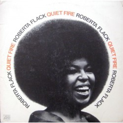 Roberta Flack - Quiet Fire - LP Vinyl