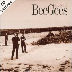 Bee Gees - Alone - CD Single