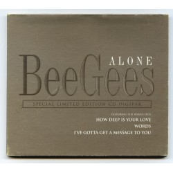 Bee Gees - Alone - CD Maxi Digipak Limited Edition