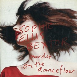 Sophie Ellis Bextor - Murder On The Dancefloor - CD Single Promo