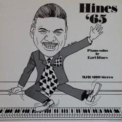 Earl Hines - Hines '65 (Piano Solos By Earl Hines) - LP Vinyl
