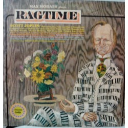 Max Morath - Plays Ragtime - Double LP Vinyl