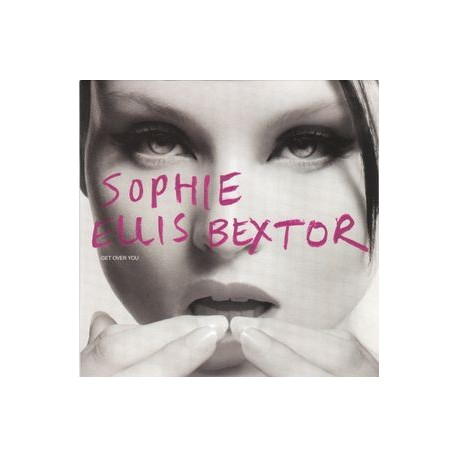 Sophie Ellis Bextor - Get Over You - CD Single Promo