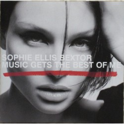 Sophie Ellis Bextor - Music Gets The Best Of Me - CD Maxi Single + Poster