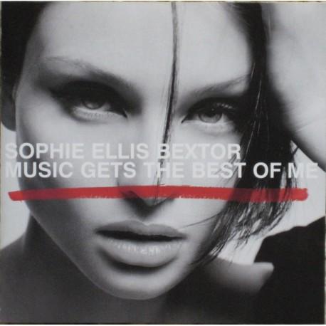 Sophie Ellis Bextor - Music Gets The Best Of Me - CD Single Promo