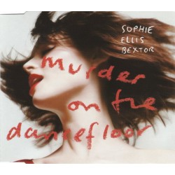Sophie Ellis Bextor - Murder On The Dancefloor - Maxi CD Single Promo
