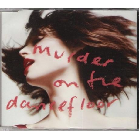 Sophie Ellis Bextor - Murder On The Dancefloor - CD Single Promo