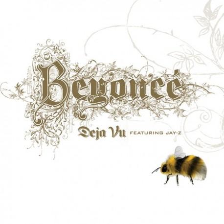 Beyoncé Featuring Jay-Z - Deja Vu - Maxi CD Single