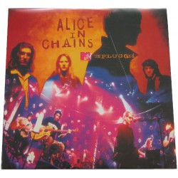 Alice In Chains – MTV Unplugged - Coloured - Red Vinyls