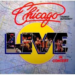 Chicago Transit Authority - Live In Concert - LP Vinyl