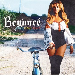 Beyoncé ‎- Green Light - CDr Single Promo