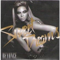 Beyonce - Sweet Dreams - CDr Single Promo