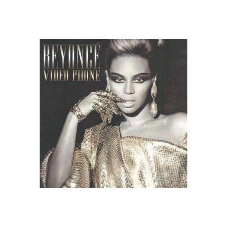 Beyoncé Featuring Lady Gaga - Video Phone - CDr Single Promo