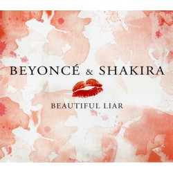 Beyoncé & Shakira ‎- Beautiful Liar - CD Maxi Single