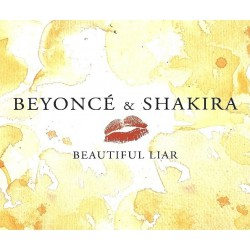 Beyoncé & Shakira ‎- Beautiful Liar - CD Maxi Single CD2
