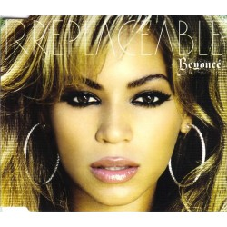 Beyoncé ‎- Irreplaceable - CD Maxi Single