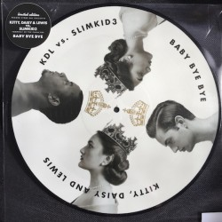Kitty, Daisy & Lewis ‎- Baby Bye Bye - Picture Disc - Maxi Vinyl
