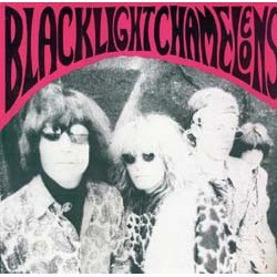 Blacklight Chameleons - Door - 1st LP