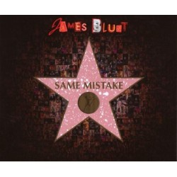 James Blunt - Same Mistake - CD Single Promo