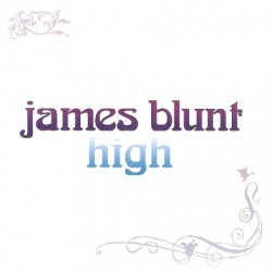 James Blunt ‎- High - CD Single Promo