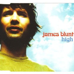 James Blunt ‎- High - CD Maxi Single