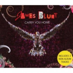 James Blunt ‎- Carry You Home - CD Maxi Single Promo