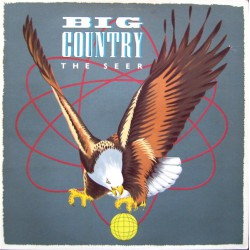 Big Country ‎– The Seer LP vinyl