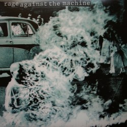 Rage Against The Machine - Rage Against The Machine - LP Vinyl - Coloured Yellow