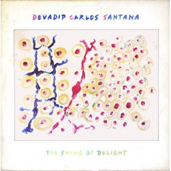 Devadip Carlos Santana - The Swing Of Delight - Double LP Vinyl