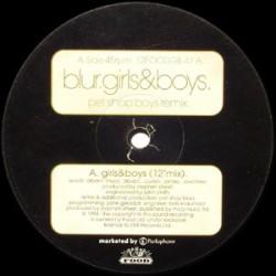 Blur – Girls & Boys (Pet Shop Boys Remix) Maxi