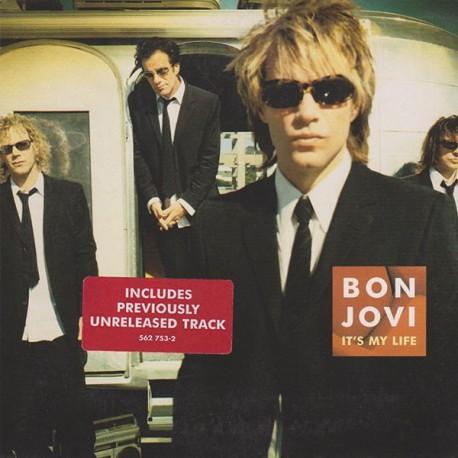 Bon Jovi - It's My Life - CD Single