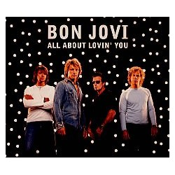 Bon Jovi ‎- All About Lovin' You - CD Maxi Single - Promo - Digipack