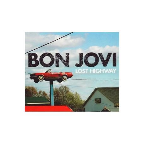 Bon Jovi - Lost Highway - CD Maxi Single
