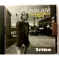 Bon Jovi - Live in New York City 19-05-05 - Maxi CD Promo